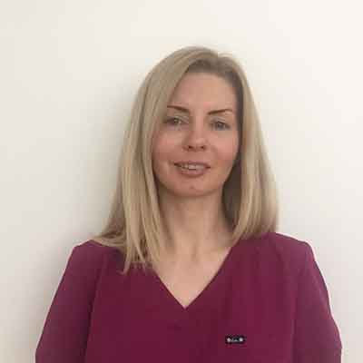 Dr Dorota Lisiewska - Dentist with Special Interest in Orthodontics